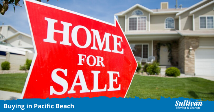 Buying in Pacific Beach